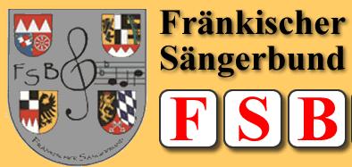 Logo des Fränkischen Sängerbundes